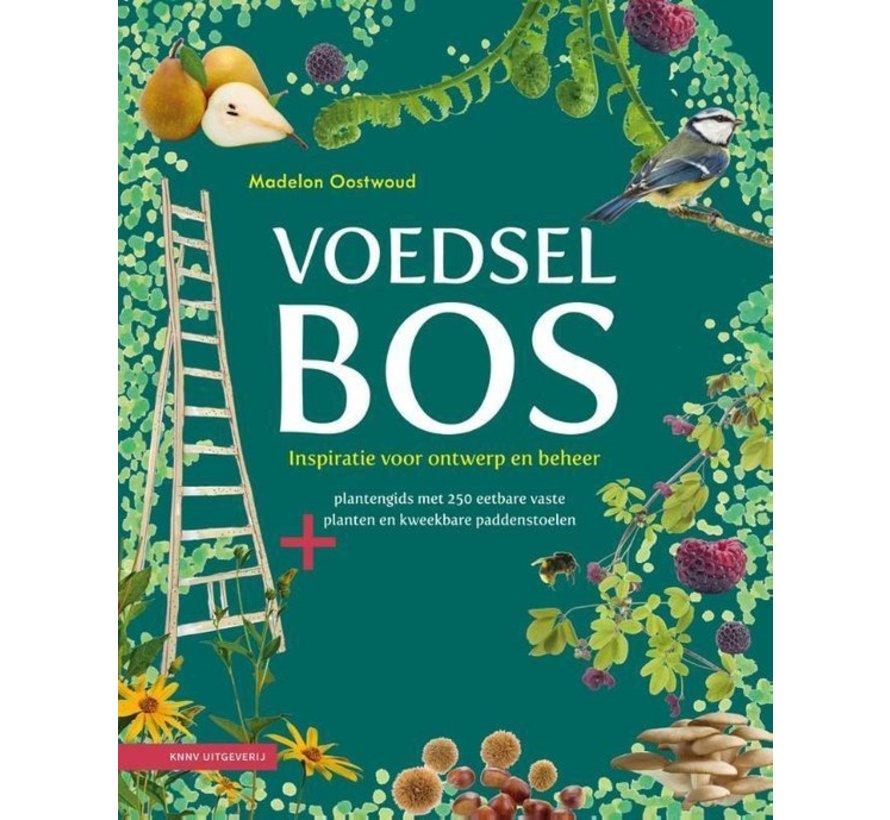 Tuinboek - Voedselbos