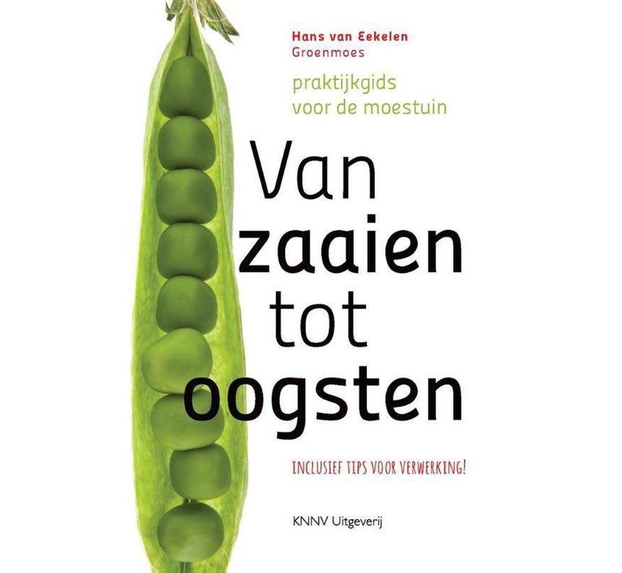 Tuinboek - Van zaaien tot oogsten