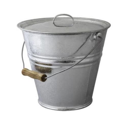 De Wiltfang Compostemmer met Deksel - 5 liter