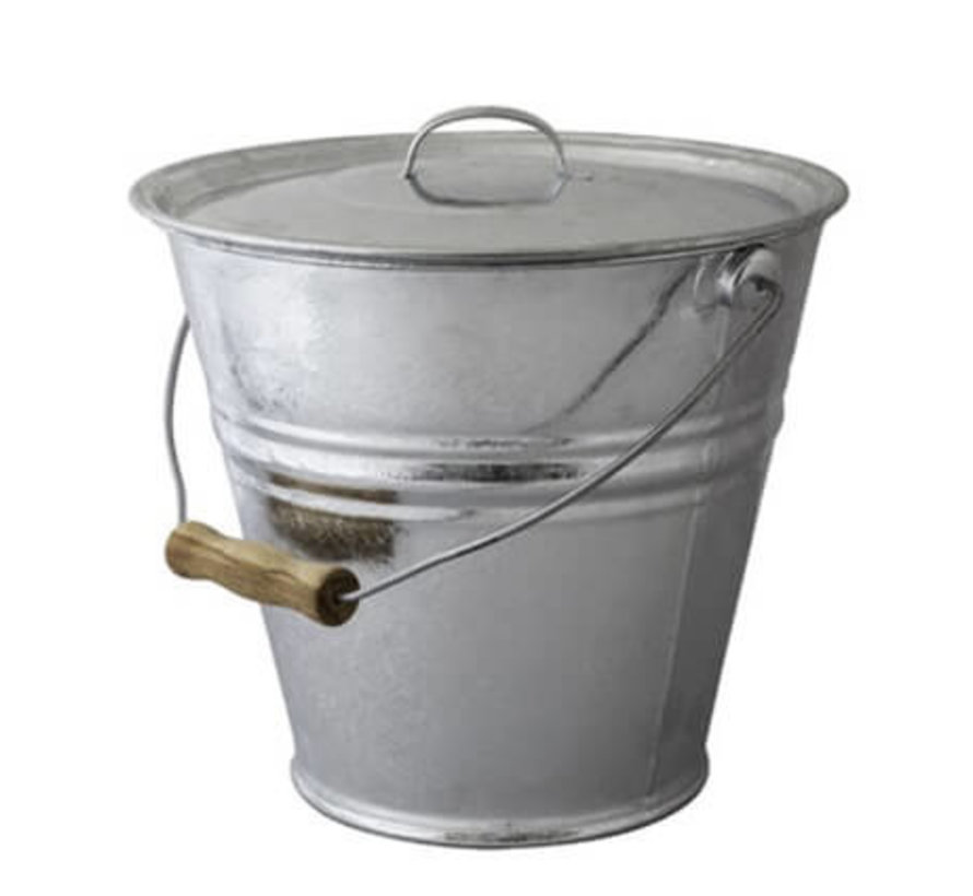 Compostemmer met Deksel - 5 liter