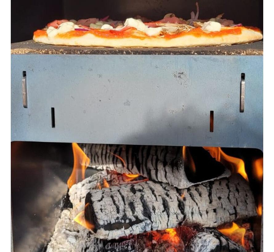 Pizzaoven Fiamma - Tuinhaard