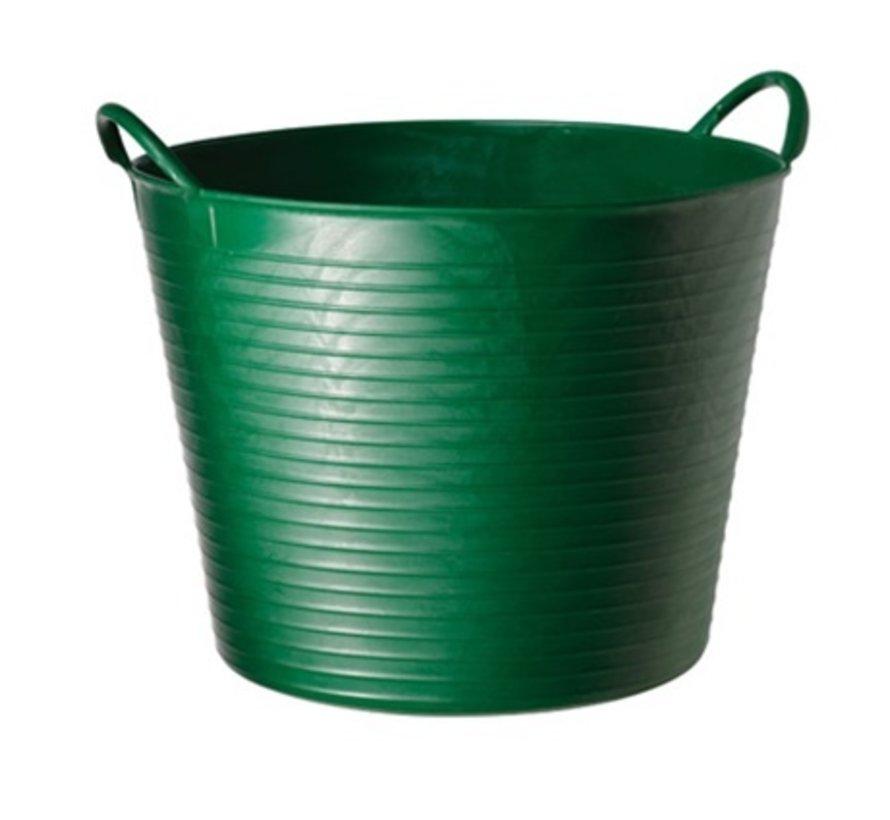 Tubtrug groen - 26 of 42 liter
