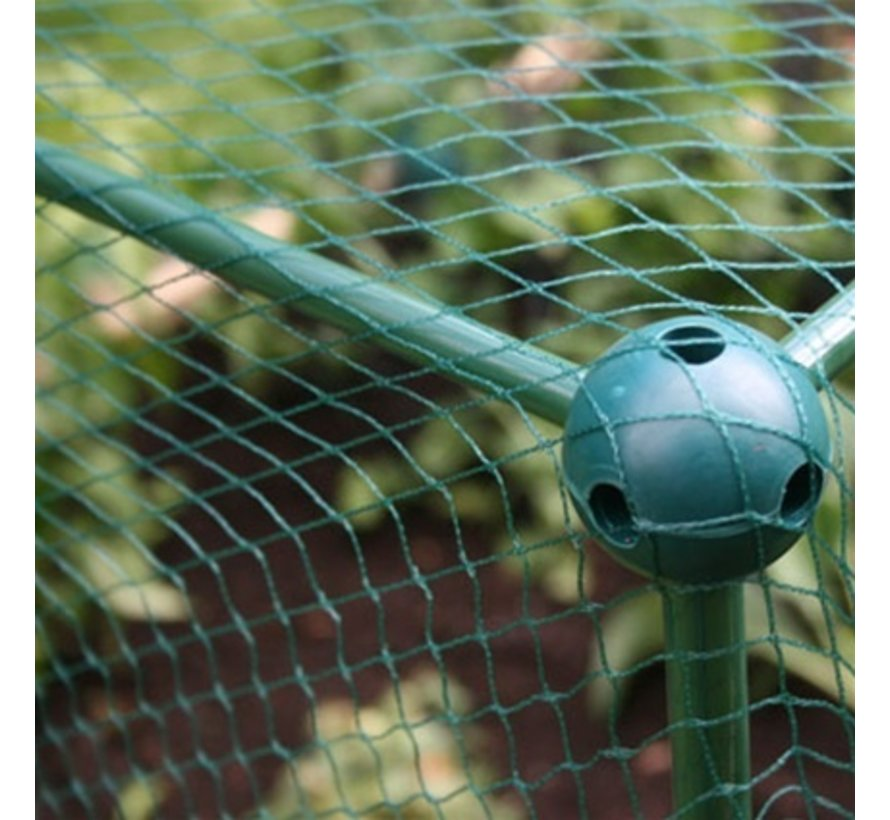 Bouwbol - Rubber - Groen