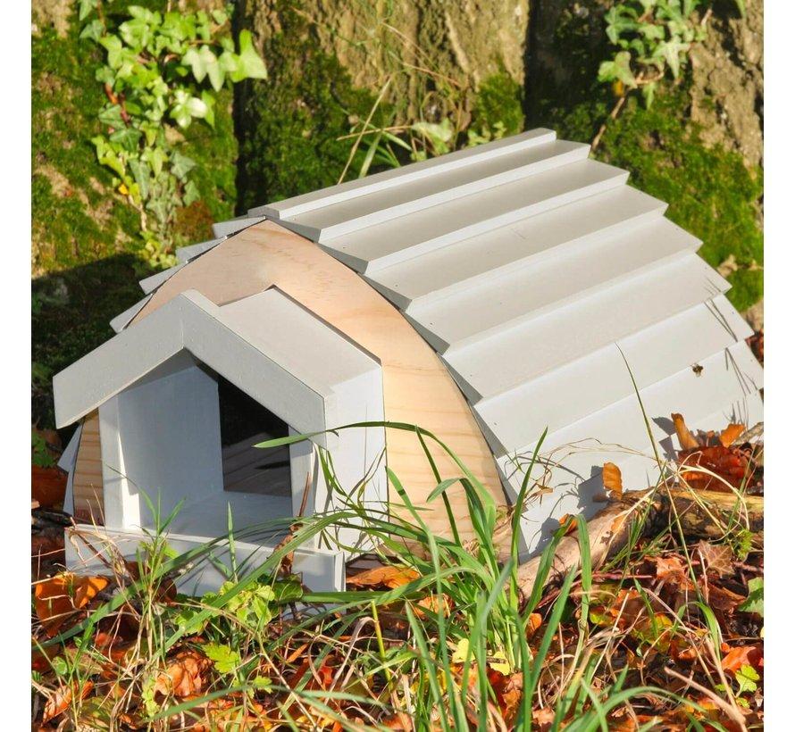 Egelhuisje - Hedgehog Barn
