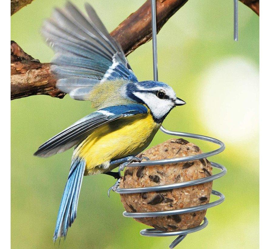 Vogel vetbolhouder - 2 stuks