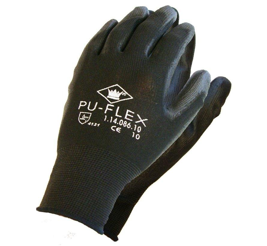 PU-Flex handschoenen - S t/m XXL