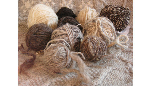 Wol/Bamboe zijde