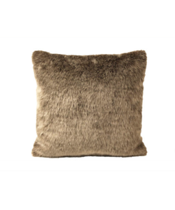 Kussencover Jin Fur Taupe