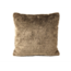DOMEDECO Kussencover Jin Fur Taupe