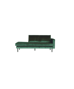 Rodeo daybed velvet links/rechts green forest