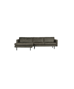 Rodeo chaise longue links/rechts army