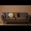 WOOOD Rocco sofa 187 cm fluweel warm groen