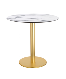 Table Base Tiffany  rond-  hoogte 109 cm (2 stuks)