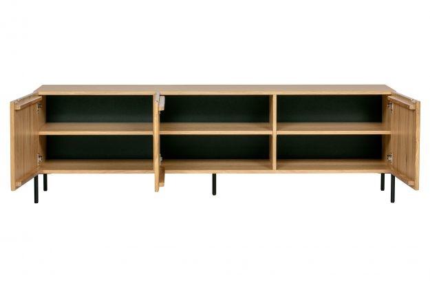 Woood Tv Meubel.Gravure Tv Meubel Eiken Naturel V S Furniture More