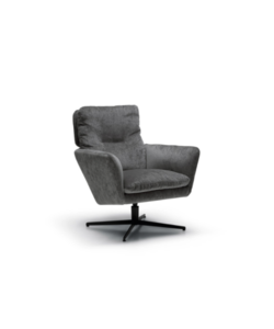 Amy armchair EU grey