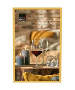 12-delige Set Wijn- en Waterglazen Gjende