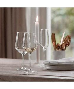 18-delige Set Wijn- en Champagneglazen Alexa