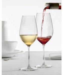 Vinata wijnglazen - ( 6 stuks)