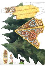 Schreiber-Bogen Hans en Grietje (Sprookjes-bouwplaat)