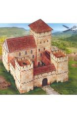 Schreiber-Bogen Ridderburcht Rudolfseck (bouwplaat 1:160)
