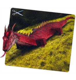 Schreiber-Bogen Rode draak (bouwplaat)