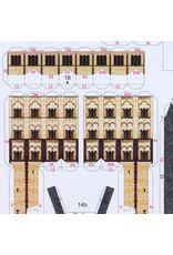 Schreiber-Bogen Abdijkerk Maria Laach (bouwplaat 1:300)