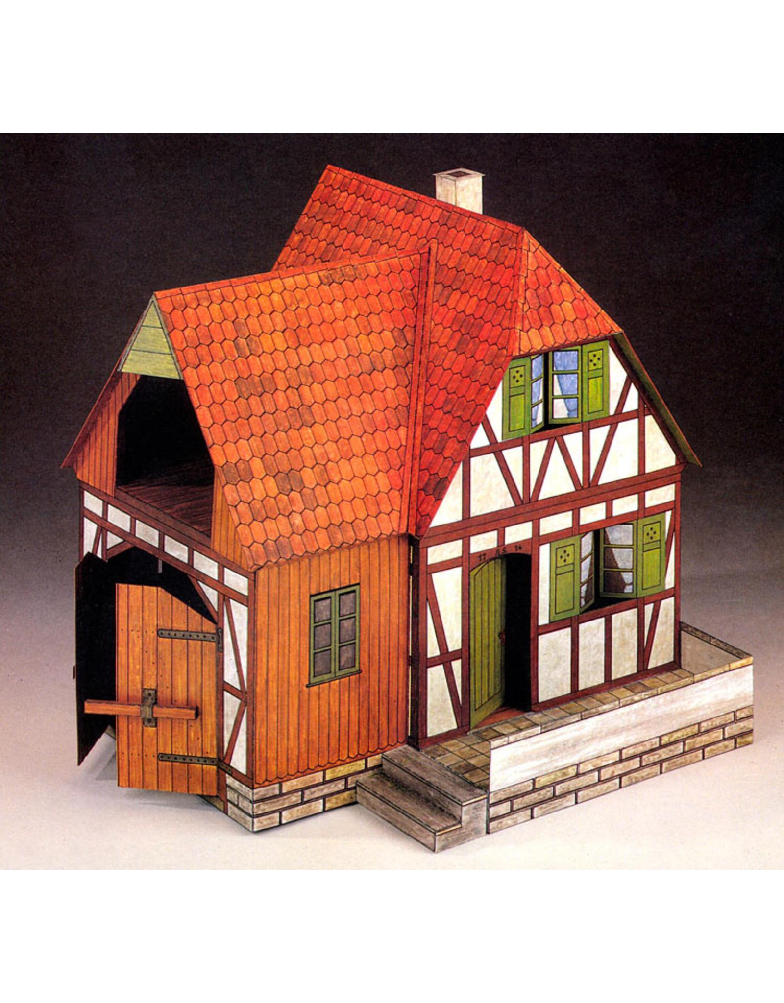 Schreiber-Bogen Boerderij (bouwplaat)