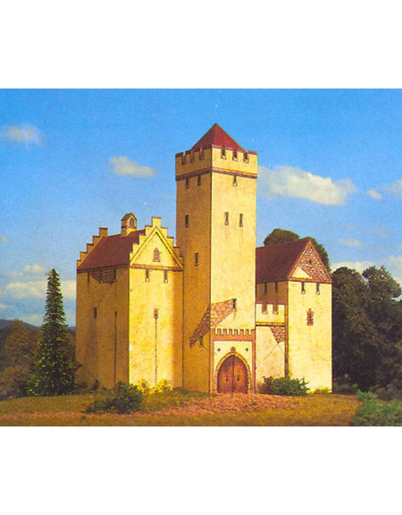 Schreiber-Bogen Kasteel Rosenberg (bouwplaat 1:120)