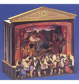 Schreiber-Bogen Kerststal Theaterkribbe (bouwplaat)