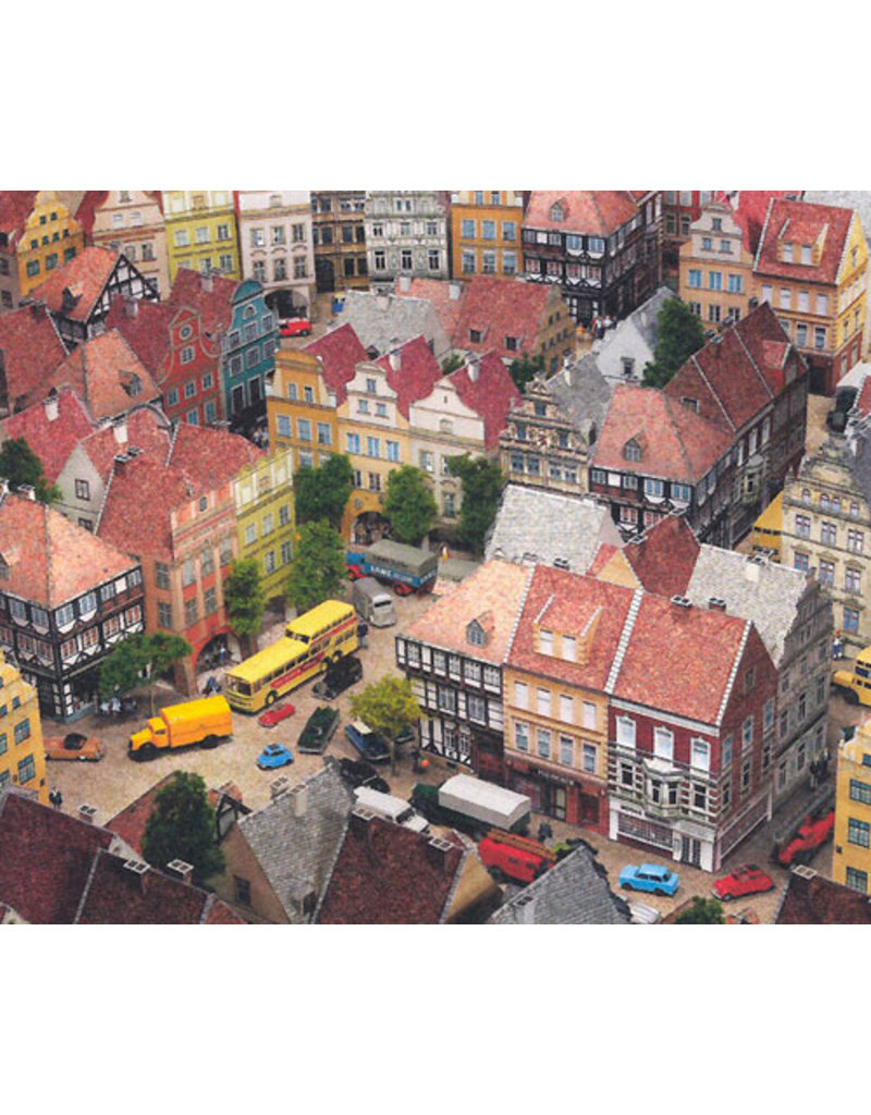 Schreiber-Bogen Maak een oude stad - set 5 (bouwplaat 1:87)
