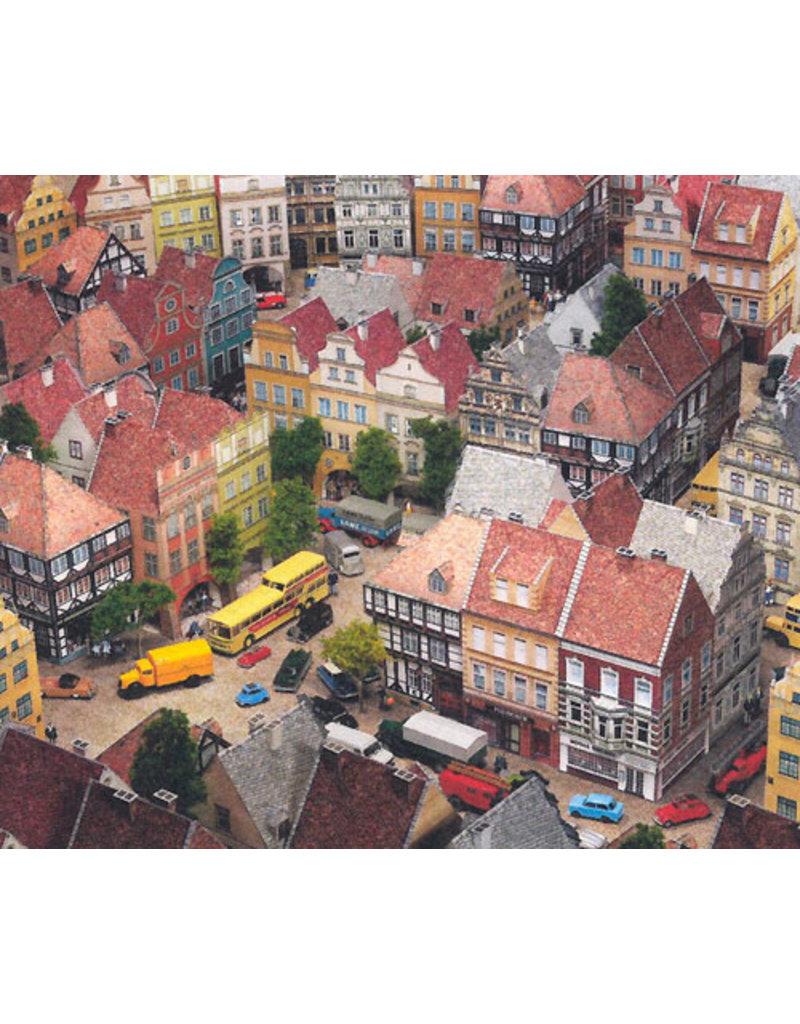 Schreiber-Bogen Maak een oude stad - set 6 (bouwplaat 1:87)