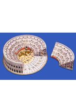 Usborne Publishing Maak zelf een Romeins Amfitheater (bouwplaat)