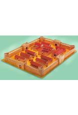 Usborne Publishing Maak zelf een Romeins fort (bouwplaat)