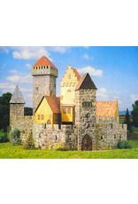 Schreiber-Bogen Kasteel Steineck (bouwplaat 1:120)