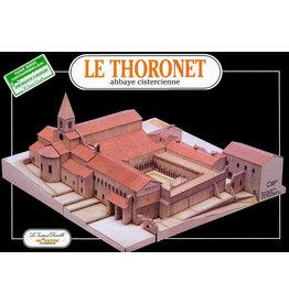 L'Instant Durable L'Instant Durable Abdij Le Thoronet (bouwplaat 1:250)
