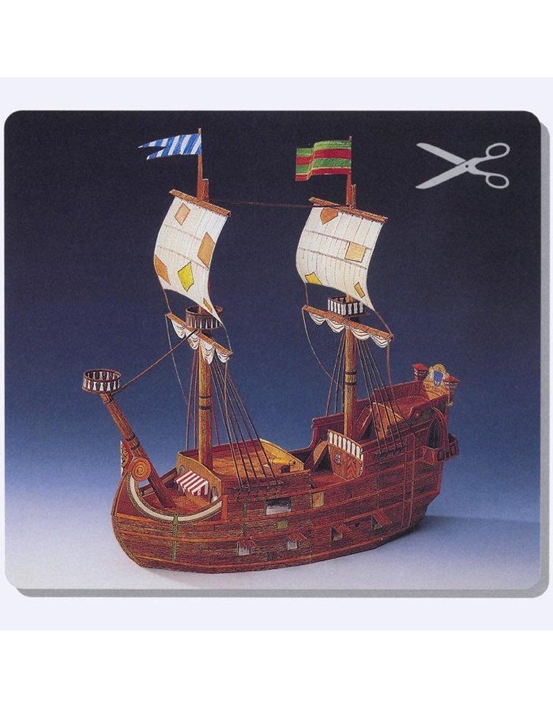 Schreiber-Bogen Piratenschip De Dolfijn (bouwplaat)