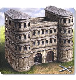 Schreiber-Bogen Porta Nigra in Trier (bouwplaat 1:160)