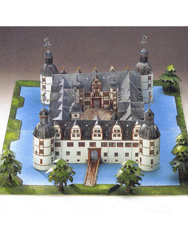 Schreiber-Bogen Slot Neuhaus (bouwplaat 1:250)