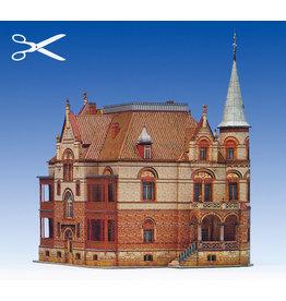 Schreiber-Bogen Villa Braun Metzingen (bouwplaat 1:87)