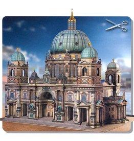 Schreiber-Bogen Berliner Dom (bouwplaat 1:300 - Dom van Berlijn)