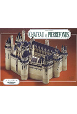L'Instant Durable Chateau de Pierrefonds (bouwplaat 1:250)