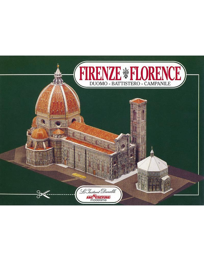 L'Instant Durable Dom van Florence (bouwplaat 1:400)