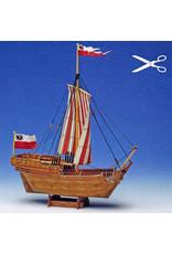 Schreiber-Bogen Hanze Koggeschip (bouwplaat 1:100)