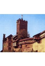 Schreiber-Bogen Kasteel Wartburg (bouwplaat 1:250)