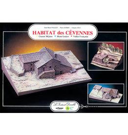L'Instant Durable L'Instant Durable Habitat des Cevennes (bouwplaat 1:130)