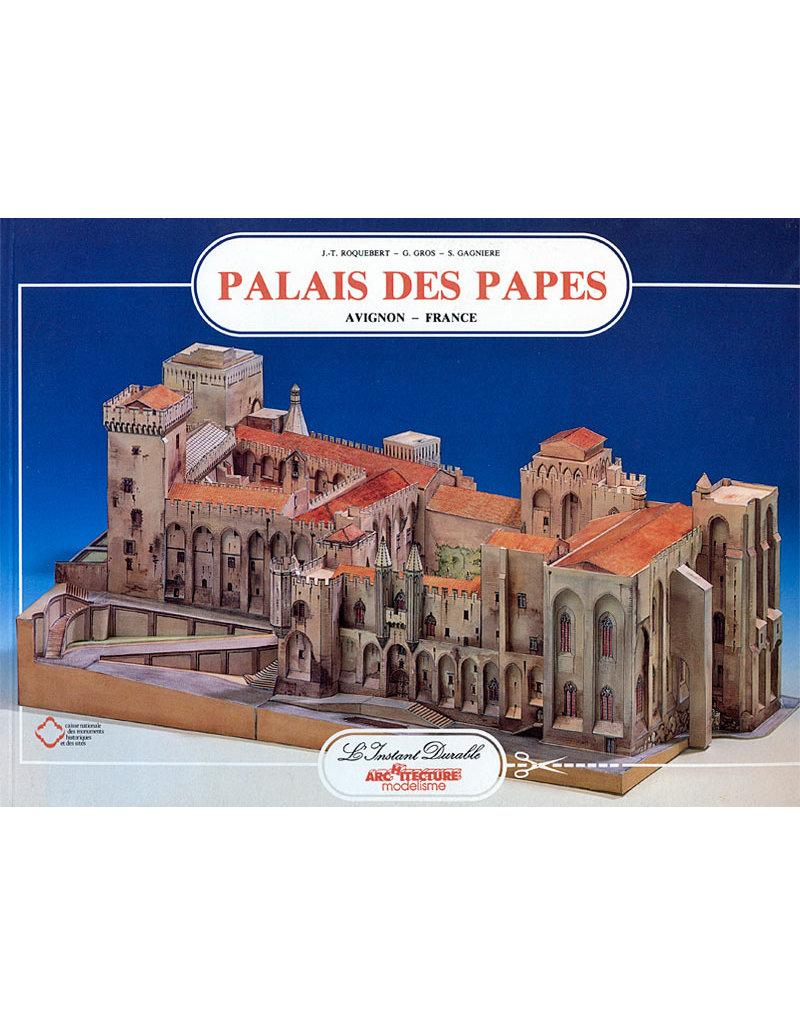 L'Instant Durable L'Instant Durable Pausenpaleis Avignon (bouwplaat 1:300)
