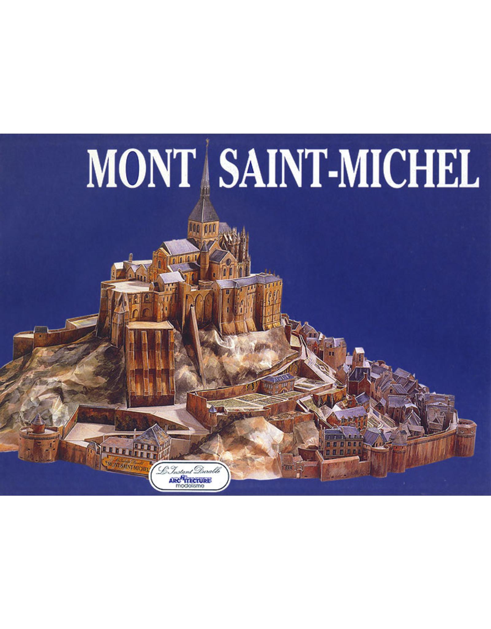 L'Instant Durable Mont Saint-Michel (bouwplaat 1:500)