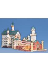 Schreiber-Bogen Slot Neuschwanstein (bouwplaat 1:250)