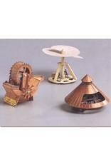 L'Instant Durable Uitvindingen Leonardo da Vinci (bouwplaat)