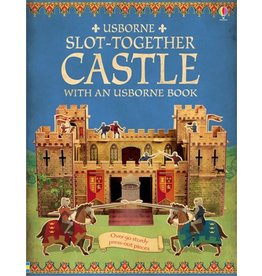 Usborne Publishing Slot-Together Castle (Bouw je eigen kasteel)
